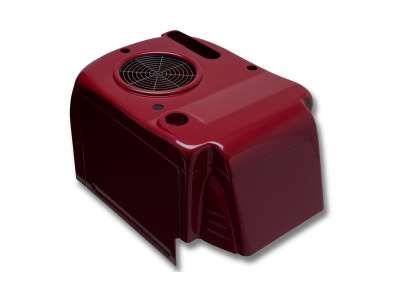 3mm Maroon Acrylic Capped ABS