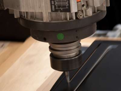 3 Axis CNC Trimming